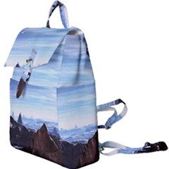 Planet Discover Fantasy World Buckle Everyday Backpack