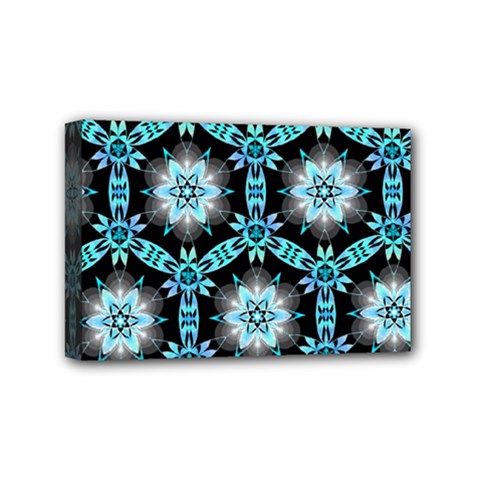 Backgrounds Pattern Wallpaper Mini Canvas 6  X 4  (stretched)