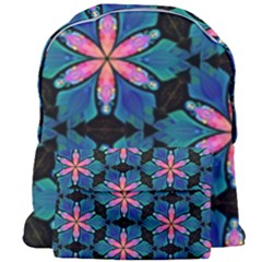 Ornament Digital Color Colorful Giant Full Print Backpack