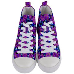 Ml 116 Women s Mid Top Canvas Sneakers