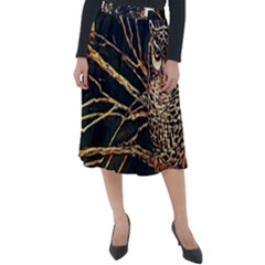 Who s Woods Are These?   Vintage   Classic Velour Midi Skirt