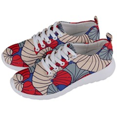 Traditinal Japanese Art Men s Lightweight Sports Shoes by tarastyle