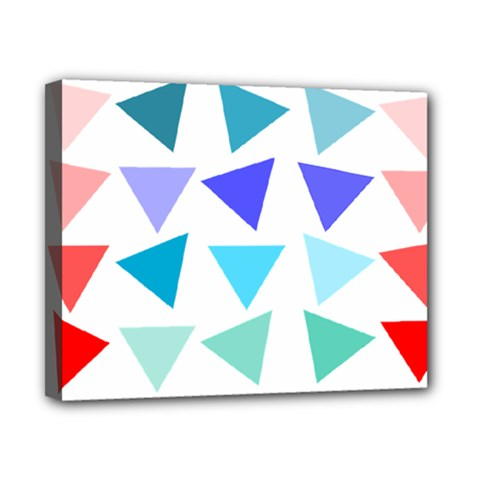 Zappwaits Design Canvas 10  X 8  (stretched)