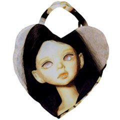 Lost Giant Heart Shaped Tote