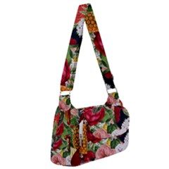 Tropical Bird Floral Post Office Delivery Bag