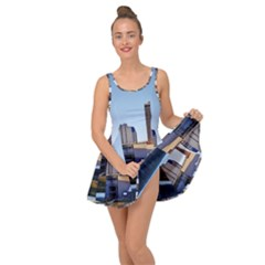 Columbus Skyline Inside Out Casual Dress