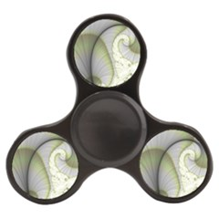 Graphic Fractal Eddy Curlicue Leaf Finger Spinner by Pakrebo