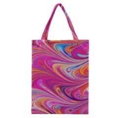 Seamless Digital Tile Texture Classic Tote Bag