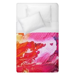 Abstract Art Background Paint Duvet Cover (single Size) by Pakrebo