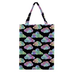 Colorful Iridescent Clouds Classic Tote Bag