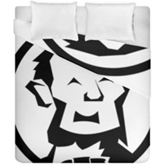 Abraham Lincoln Lincoln Man Person Duvet Cover Double Side (california King Size) by Bejoart