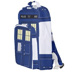 Tardis Doctor Who Time Travel Double Compartment Backpack