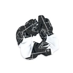 Platoon Space War Soldier Usa Velvet Scrunchie by Bejoart