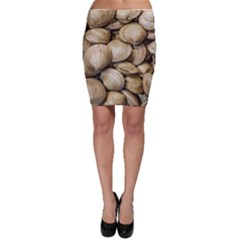 Shellfishs Photo Print Pattern Bodycon Skirt by dflcprintsclothing