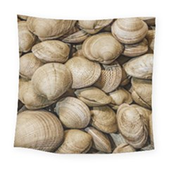 Shellfishs Photo Print Pattern Square Tapestry (large) by dflcprintsclothing