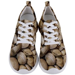 Shellfishs Photo Print Pattern Men s Lightweight Sports Shoes