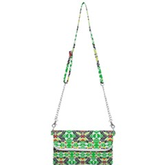 Modern Vintage Butterfly Geometric Mini Crossbody Handbag