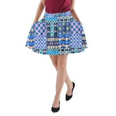 Ml 130 1 A Line Pocket Skirt