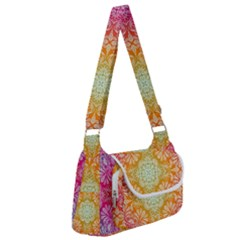Colorful Mandala Post Office Delivery Bag