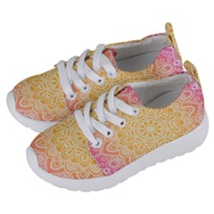 Colorful Mandala Kids  Lightweight Sports Shoes by tarastyle