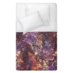 Colorful Rusty Abstract Print Duvet Cover (single Size)