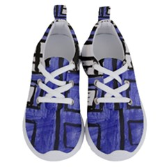Tardis Painting Running Shoes