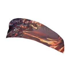 Fantasy Art Fire Heroes Heroes Of Might And Magic Heroes Of Might And Magic Vi Knights Magic Repost Stretchable Headband