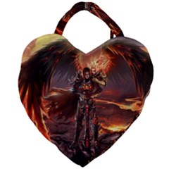 Fantasy Art Fire Heroes Heroes Of Might And Magic Heroes Of Might And Magic Vi Knights Magic Repost Giant Heart Shaped Tote