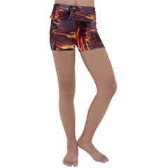 Fantasy Art Fire Heroes Heroes Of Might And Magic Heroes Of Might And Magic Vi Knights Magic Repost Kids  Lightweight Velour Yoga Shorts