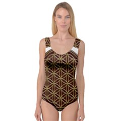 Flower Of Life Princess Tank Leotard