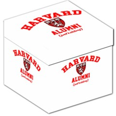 Harvard Alumni Just Kidding Storage Stool 12