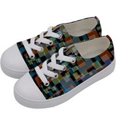 New York City Kids  Low Top Canvas Sneakers by zappwaits