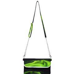 Aurora Borealis Northern Lights Sky Mini Crossbody Handbag