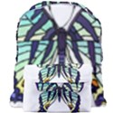 A Colorful Butterfly Giant Full Print Backpack View1