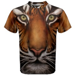 The Tiger Face Men s Cotton Tee