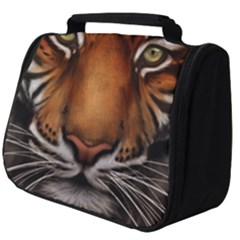 The Tiger Face Full Print Travel Pouch (big)