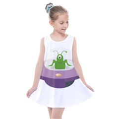 Ufo Kids  Summer Dress by Sudhe