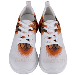Cat Smart Design Pet Cute Animal Men s Lightweight Sports Shoes