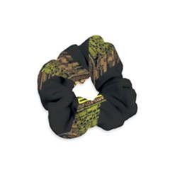 The Eiffel Tower Paris Velvet Scrunchie
