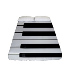 Keybord Piano Fitted Sheet (full/ Double Size)