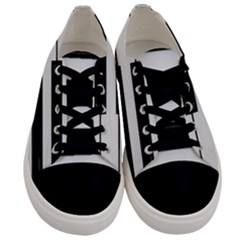 Keybord Piano Men s Low Top Canvas Sneakers