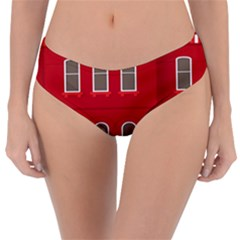 Red House Reversible Classic Bikini Bottoms