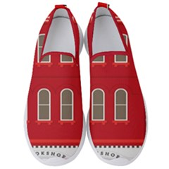 Red House Men s Slip On Sneakers