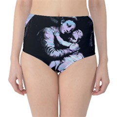 Mother Mary Classic High Waist Bikini Bottoms