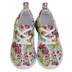 Summer Flowers Running Shoes