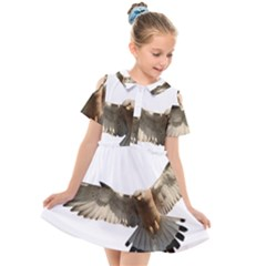 Eagle Kids  Short Sleeve Shirt Dress