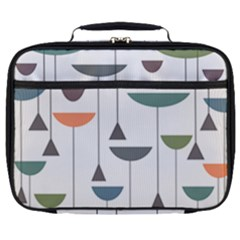 Zappwaits Retro 3 Full Print Lunch Bag