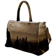 Borobudur Temple  Indonesia Duffel Travel Bag