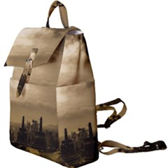 Borobudur Temple  Indonesia Buckle Everyday Backpack by Sudhe