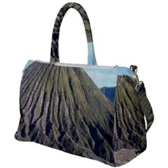 Mount Batok Bromo Indonesia Duffel Travel Bag by Sudhe